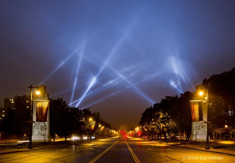 Philadelphia at Night 7