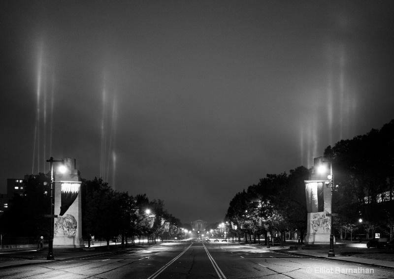Philadelphia at Night 11
