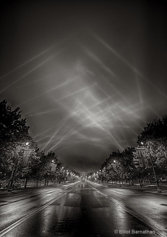 Philadelphia at Night 12