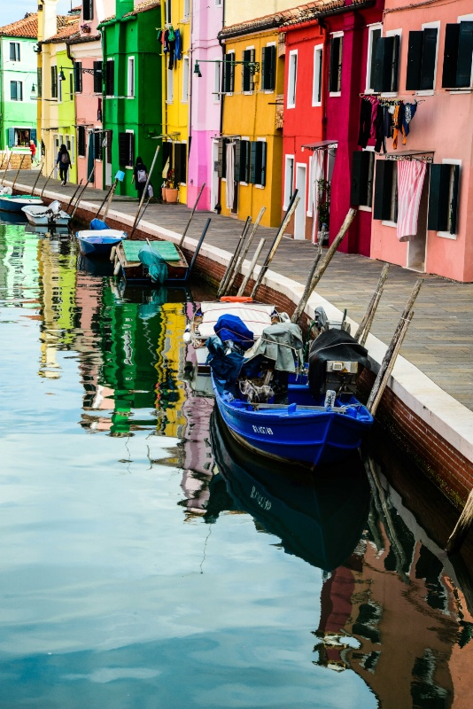 Burano Beauties