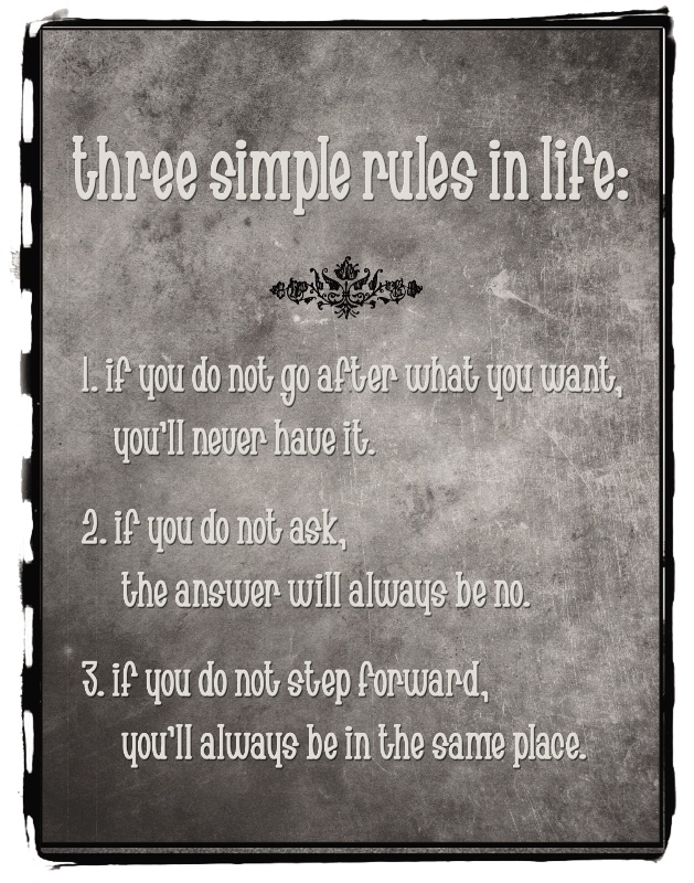 3 simple rules copy