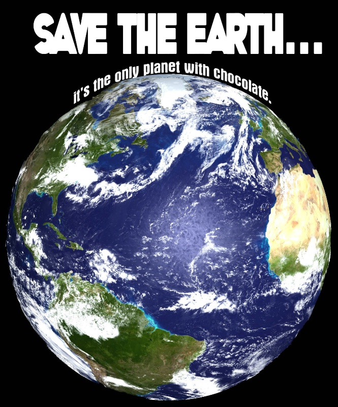 save the earth copy