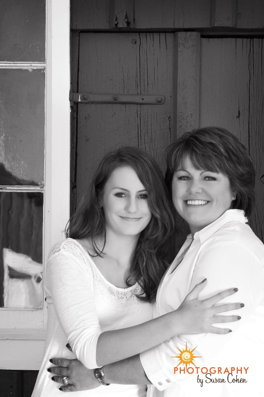 daughter & mom
