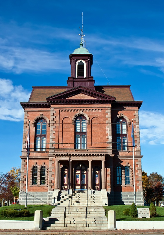 Sagadahoc County Courthouse