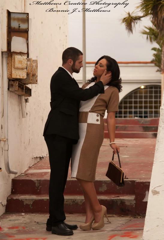 Yianni Petrogonas & Ruby Castro