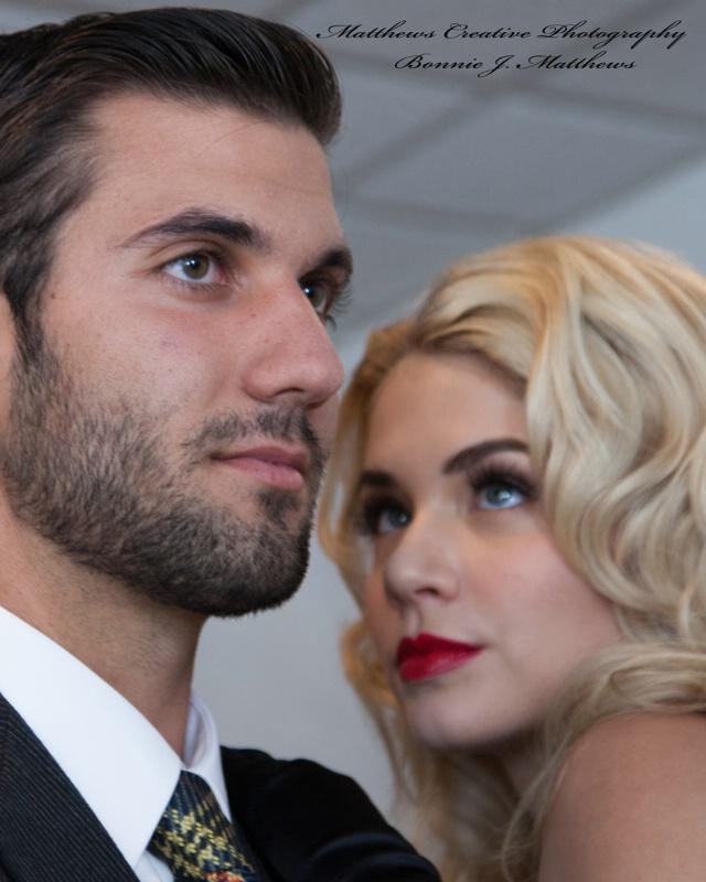 Kevin Mansour & Kayla Lighthizer