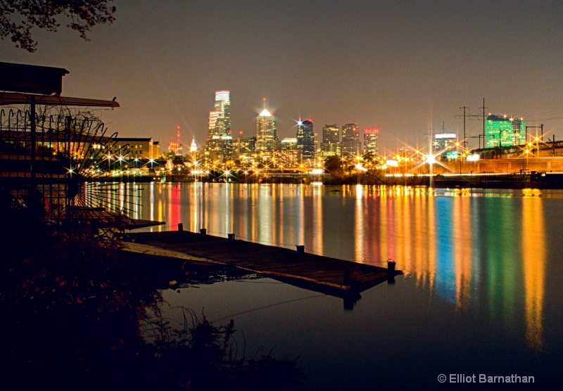 Philadelphia Skyline 2