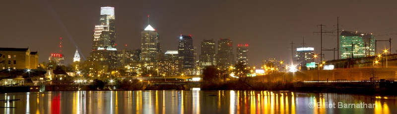 Philadelphia Skyline 1