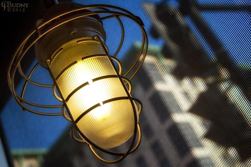 Coffee Shop Light