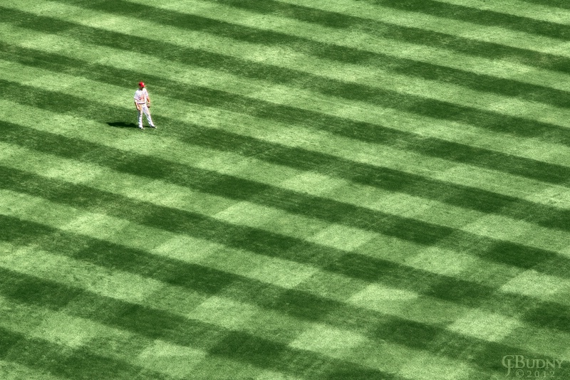 Lonely Outfielder