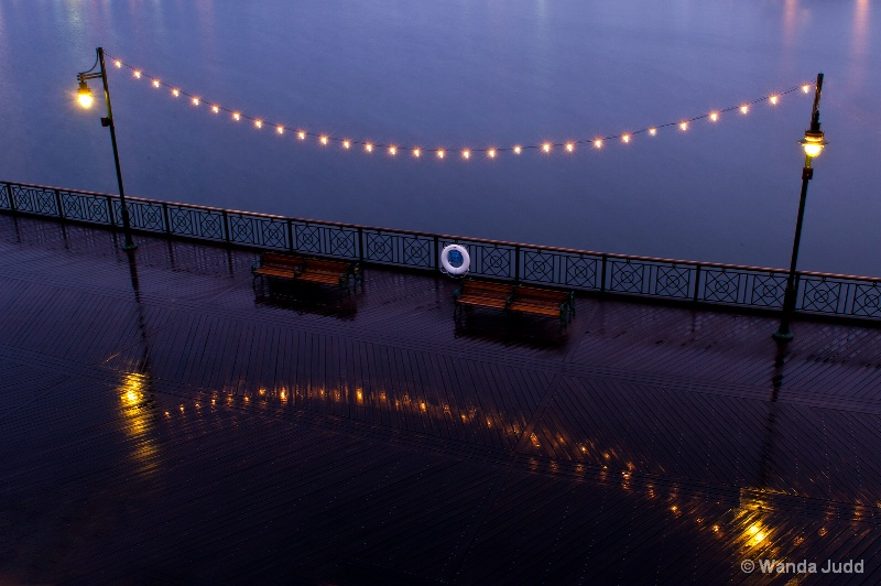 Foggy Boardwalk...
