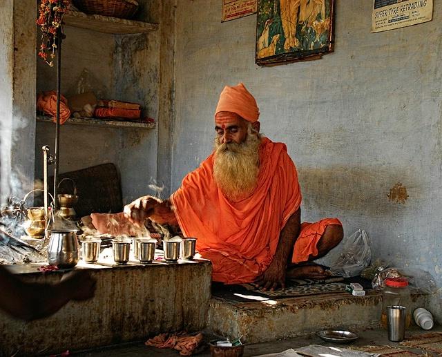 Guru Of Pushkar
