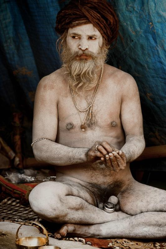 Naked Baba