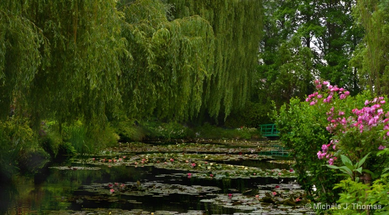 Monet's Garden,  Giverny,France