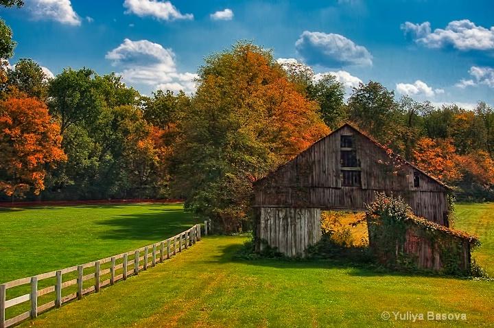Old Barn, KY
