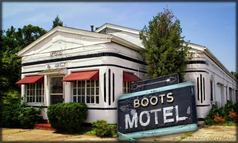 The Boots Motel