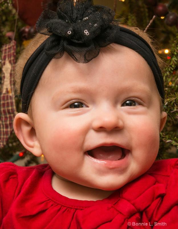 a big merry christmas smile