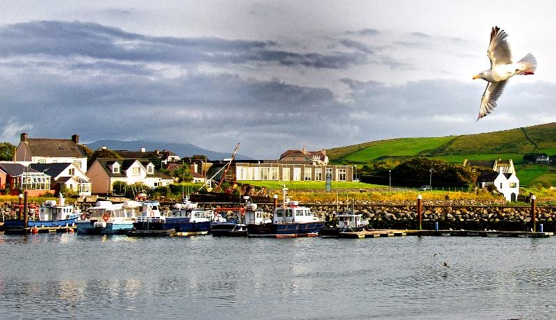 Irish West Coast Village