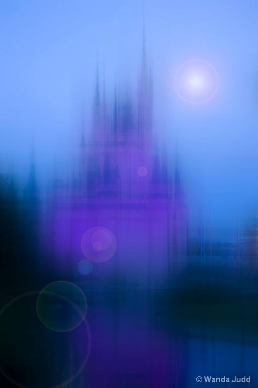Disney's Magic Kingdom...