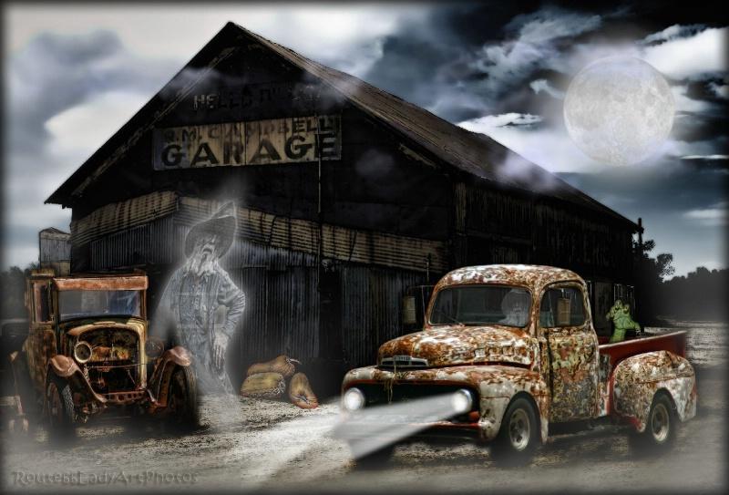 Auto Repair, IF You Dare!