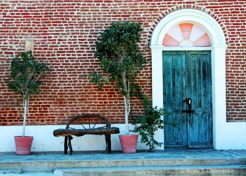 Todos Santos Doorways 1
