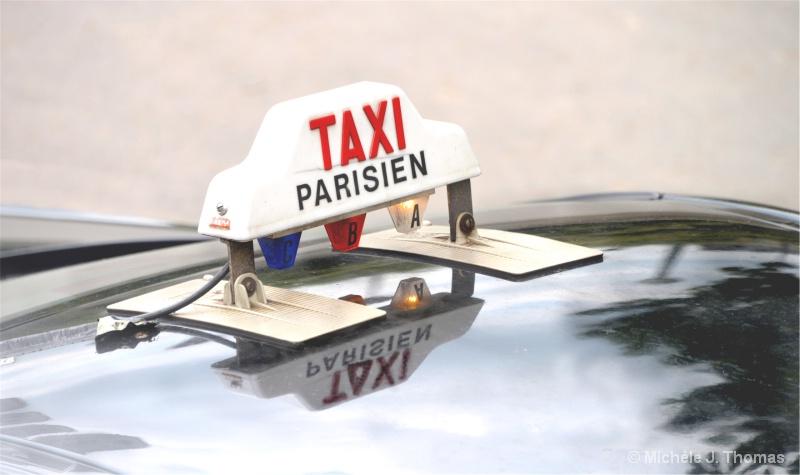 """""""Taxi S'il Vous Plait !!"""