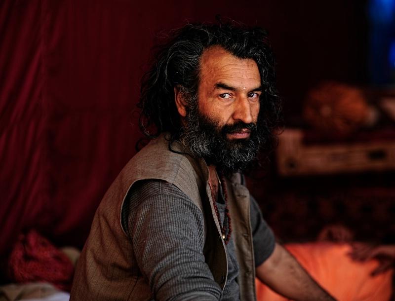 An Italian Hindu Gypsy
