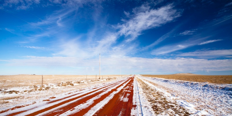 North Dakota - Land of unlimited horizons