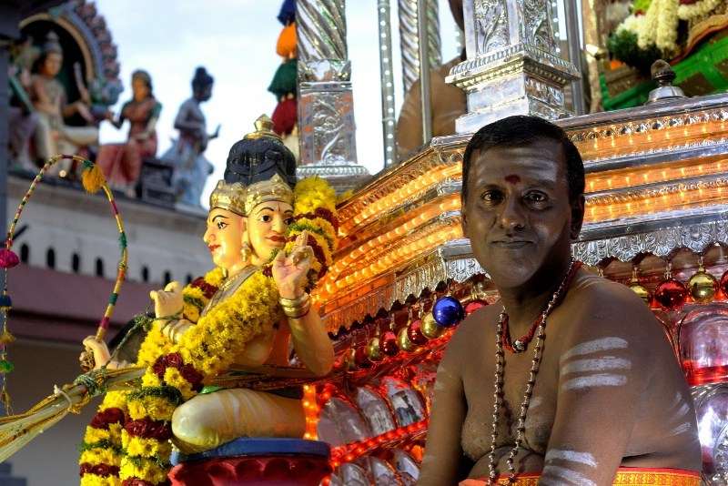 2013 Silver Chariot Procession (Thaipusam)