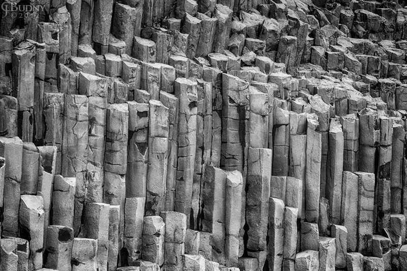 Wall of Basalt