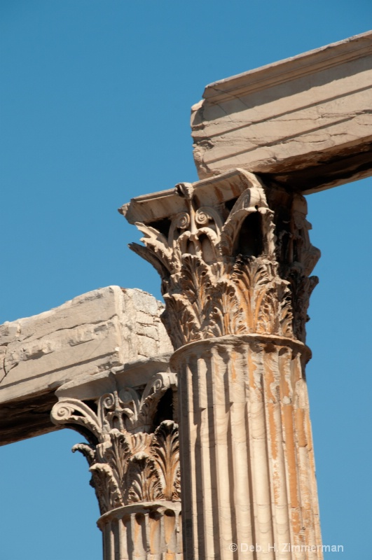 Corinthian Column Details