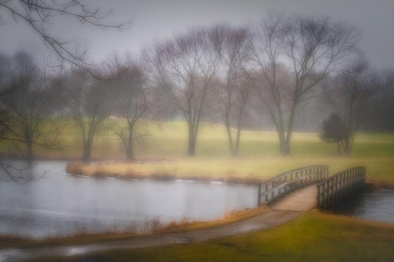 In A Fog