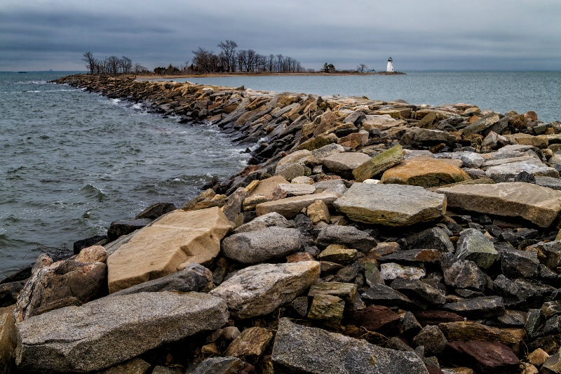 Black Rock Harbor Light