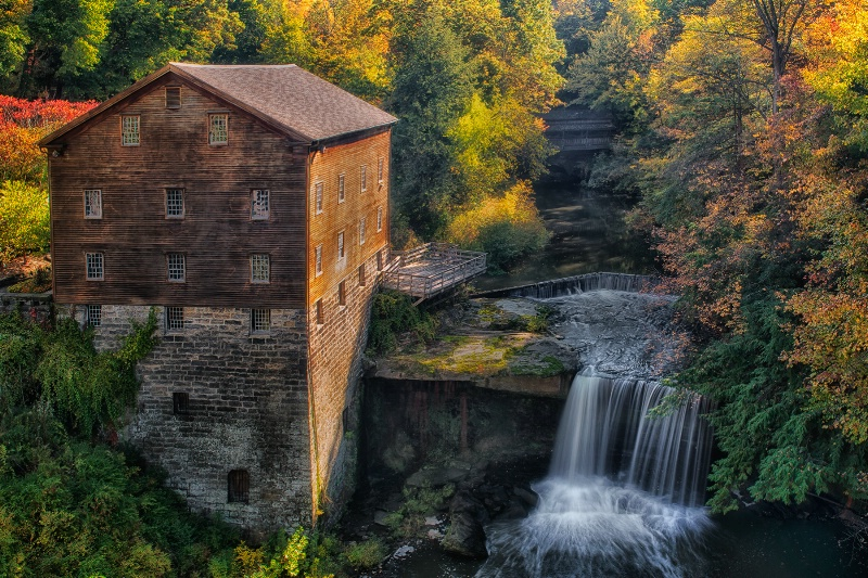 Laternman's Mill - Youngstown