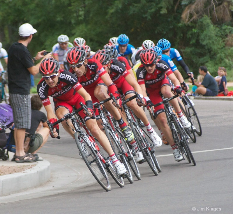 2012 USA Pro Cycling Challenge - BMC Team