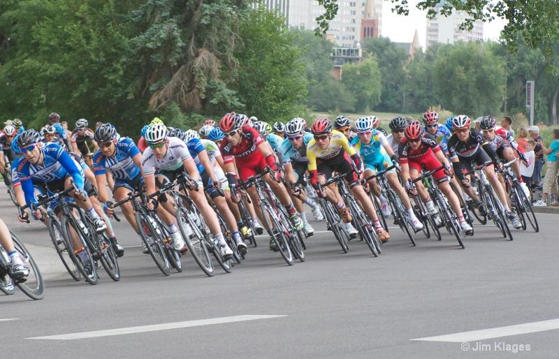 2012 USA Pro Cycling Challenge - Peloton