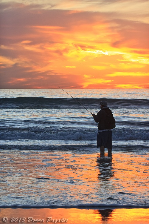 Experience Onshore Fishing