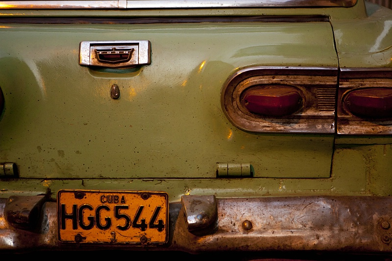 Green Car, Havana