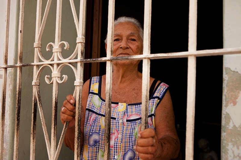 Lady Behind Bars, Trinidad