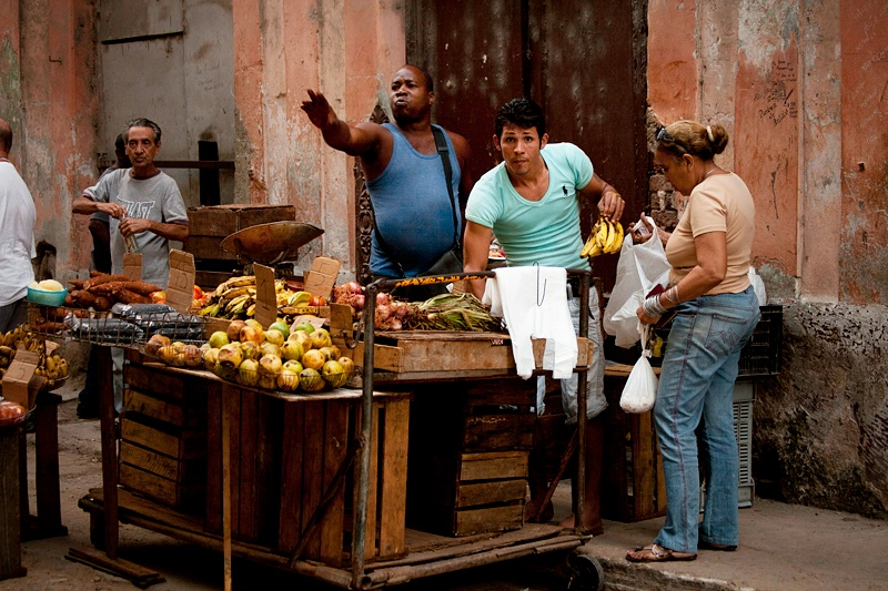 Night Market, Havana