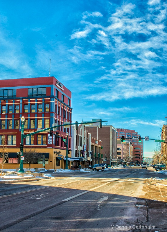 Tejon Street 1, Colorado Springs