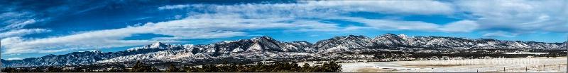 pikes peak overlook panorama 5