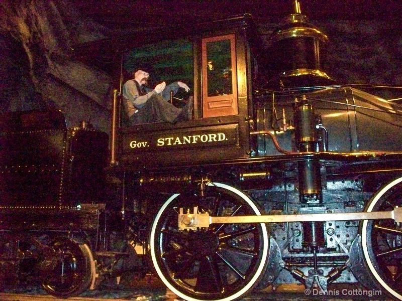 Sacramento Railroad Museum 1