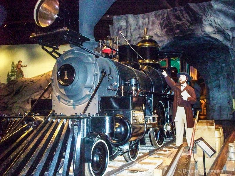 Sacramento Railroad Museum 4
