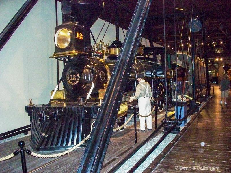 Sacramento Railroad Museum 5