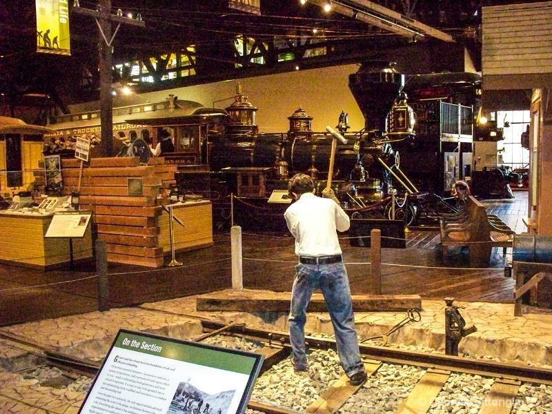 Sacramento Railroad Museum 9