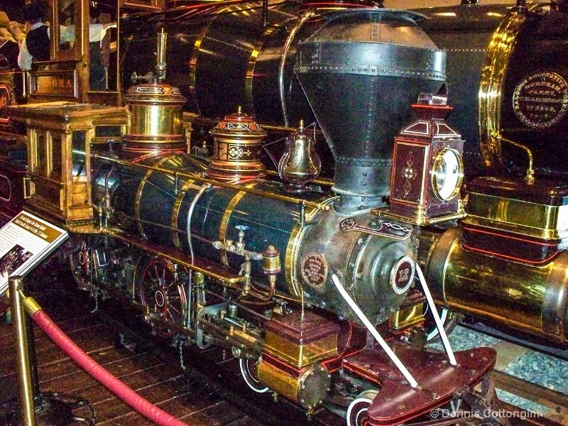 Sacramento Railroad Museum 11