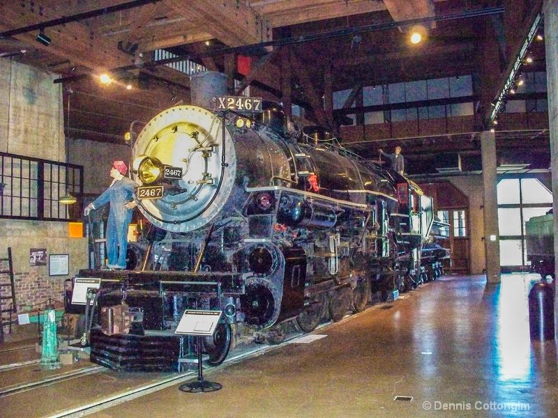 Sacramento Railroad Museum 12