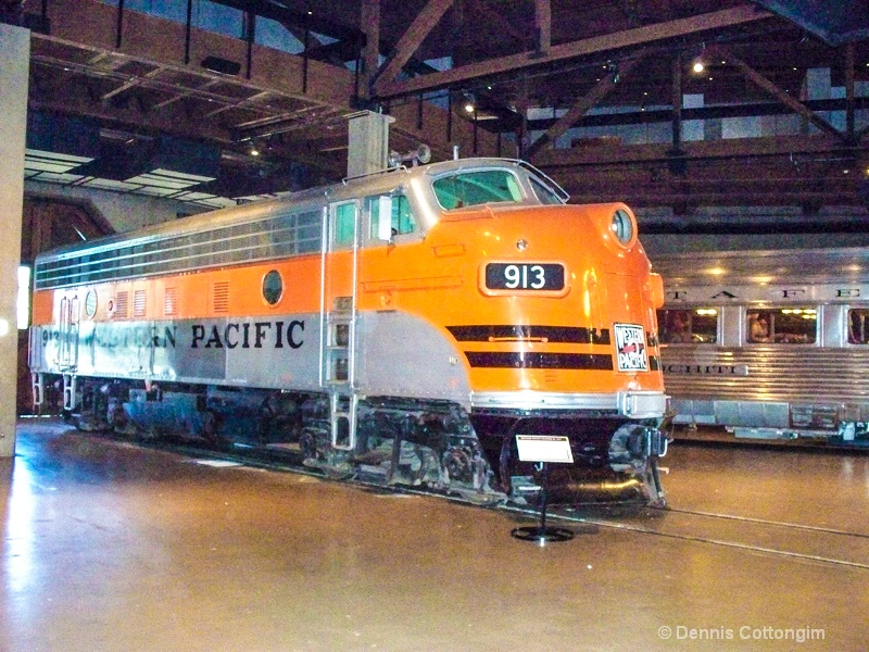 Sacramento Railroad Museum 15