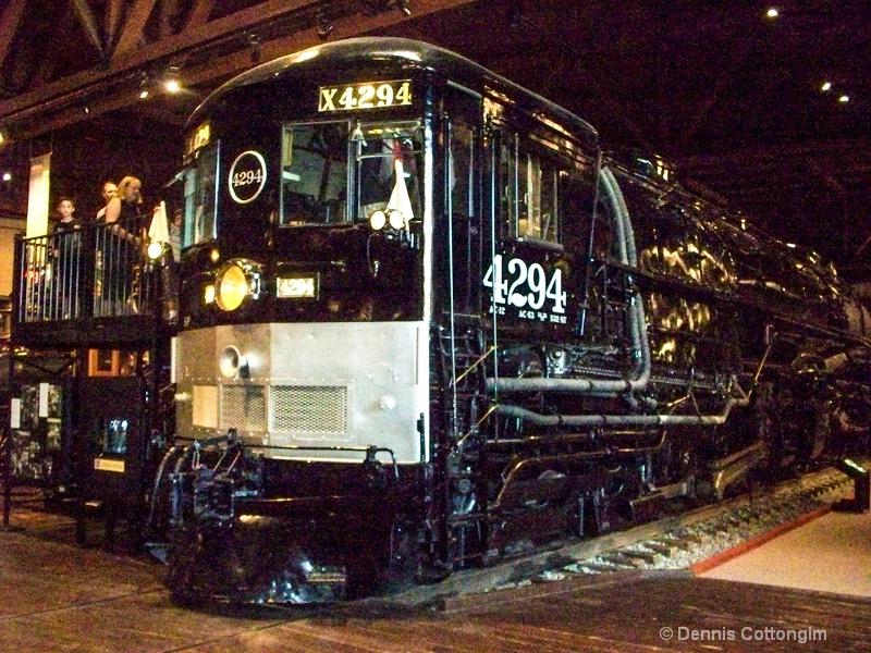 Sacramento Railroad Museum 16
